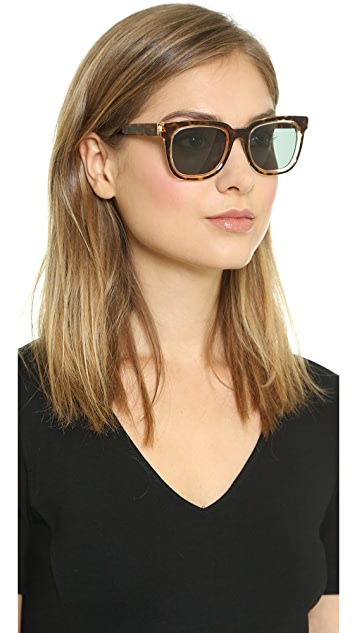 Super Sunglasses People Sagoma Sunglasses