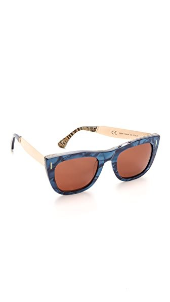 Super Sunglasses Gals Francis Prospettiva Sunglasses