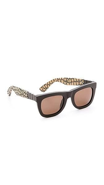 Super Sunglasses Ciccio Gianni Pompei Sunglasses