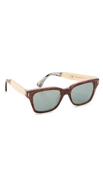Super Sunglasses America Francis Prospettiva Sunglasses