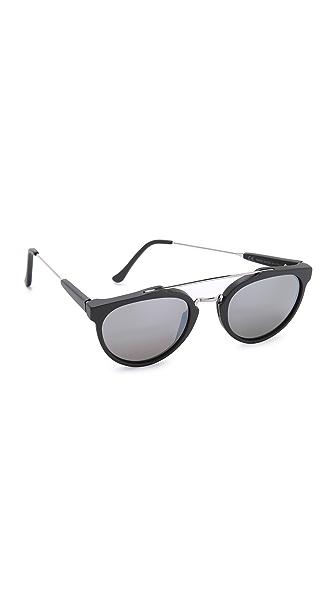 Super Sunglasses Giaguaro Matte Sunglasses
