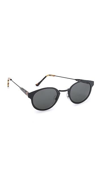 Super Sunglasses Panama Intellect Sunglasses