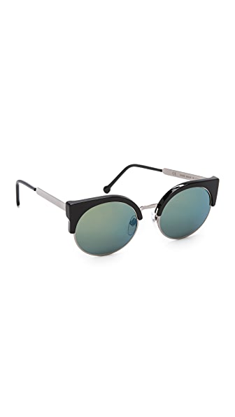 Super Sunglasses Ilaria Patrol Sunglasses