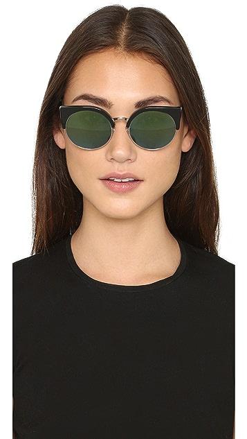 Super Sunglasses Ilaria Patrol Sunglasses