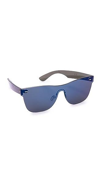 Super Sunglasses Классические солнцезащитные очки Tuttolente