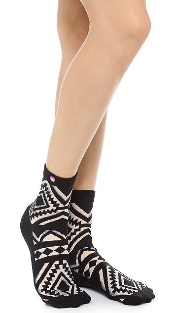 STANCE Indian Burn Anklet Socks