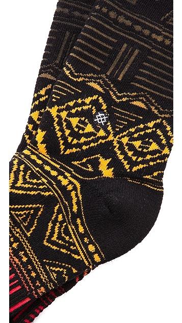 STANCE Good Vibes Tomboy Socks