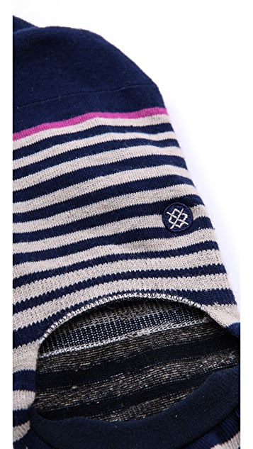 STANCE Super Invisible Midnight Socks