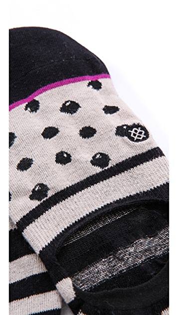 STANCE Super Invisible Applause Socks