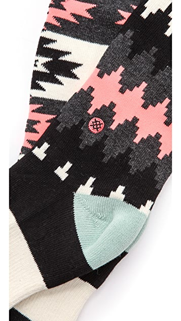 STANCE Tomboy El Paso Socks
