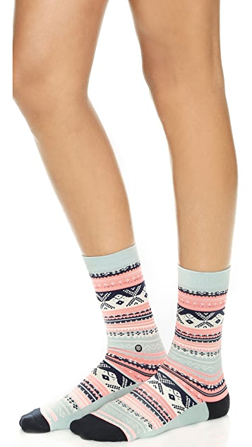 STANCE Casual 200 Turtle Doves Socks