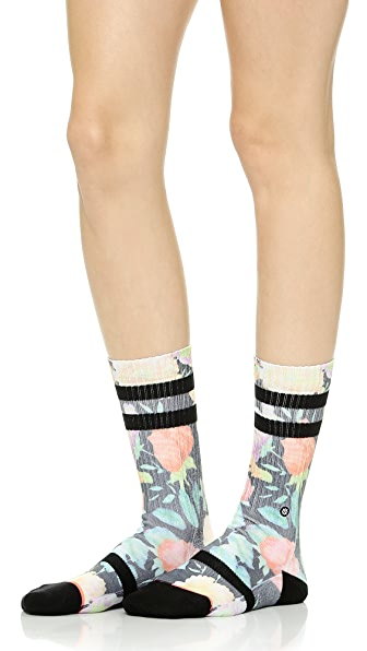 STANCE Tomboy Athletic Garden Punk Sock