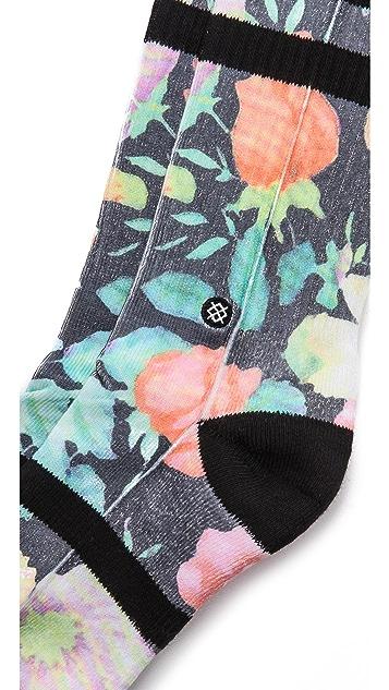 STANCE Tomboy Athletic Garden Punk Sock