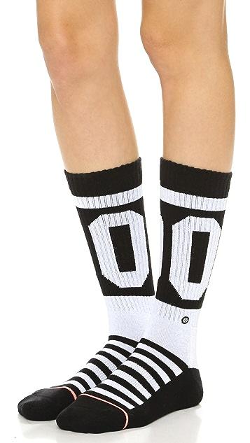 STANCE Straight LA Athletic Socks