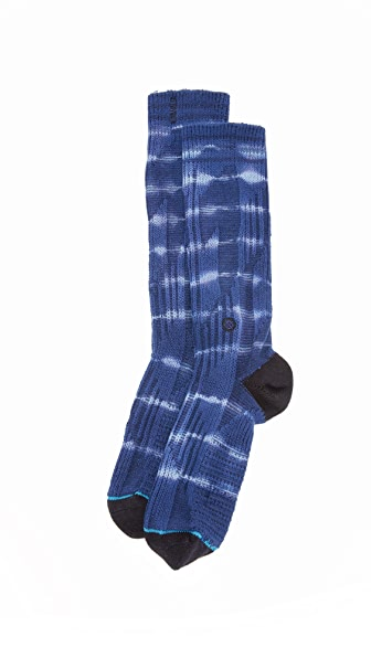 STANCE TOP STITCH Ripple Socks