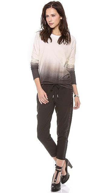 STATEof_ Ombre Dyed Sweatshirt