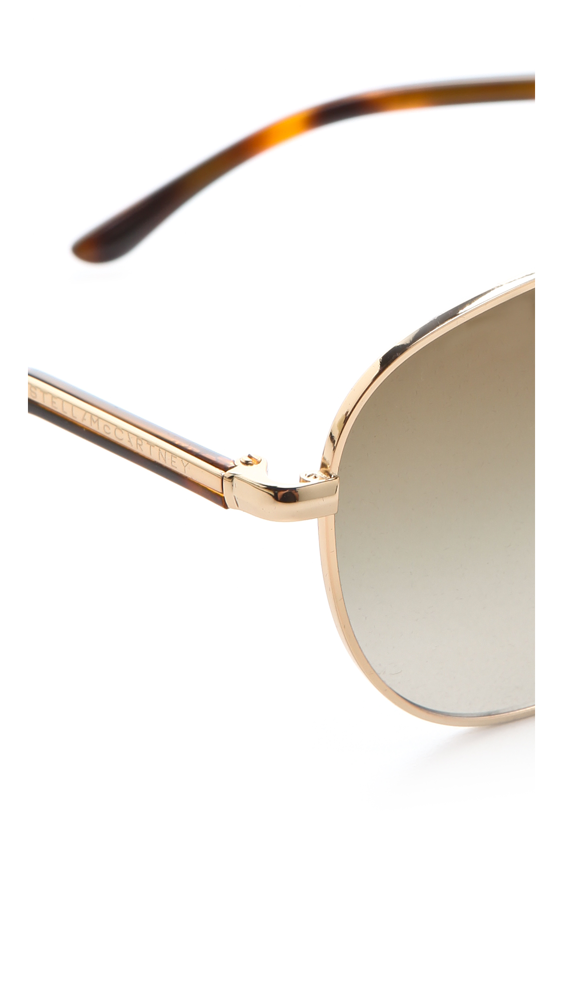 e329492fc2 Stella McCartney Aviator Sunglasses