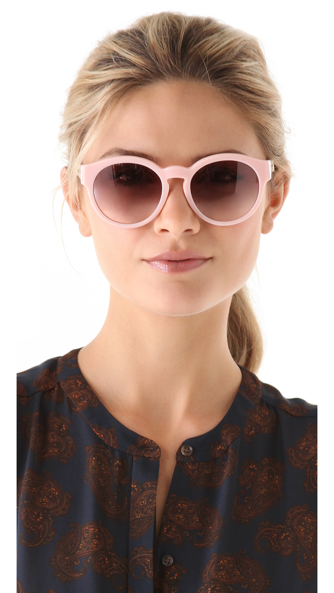 f24f0644f4bb6 Stella McCartney Round Sunglasses
