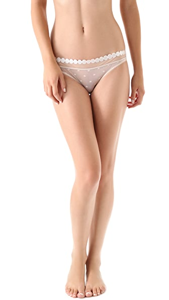 Stella McCartney Fiona Popping Bikini Briefs