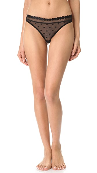 Stella McCartney Fiona Popping Thong