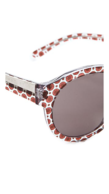 Stella McCartney Round Sunglasses