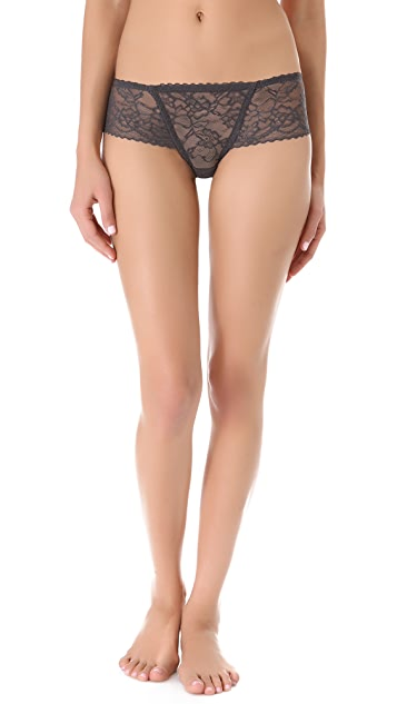 Stella McCartney Yasmin Calling Boy Leg Thong