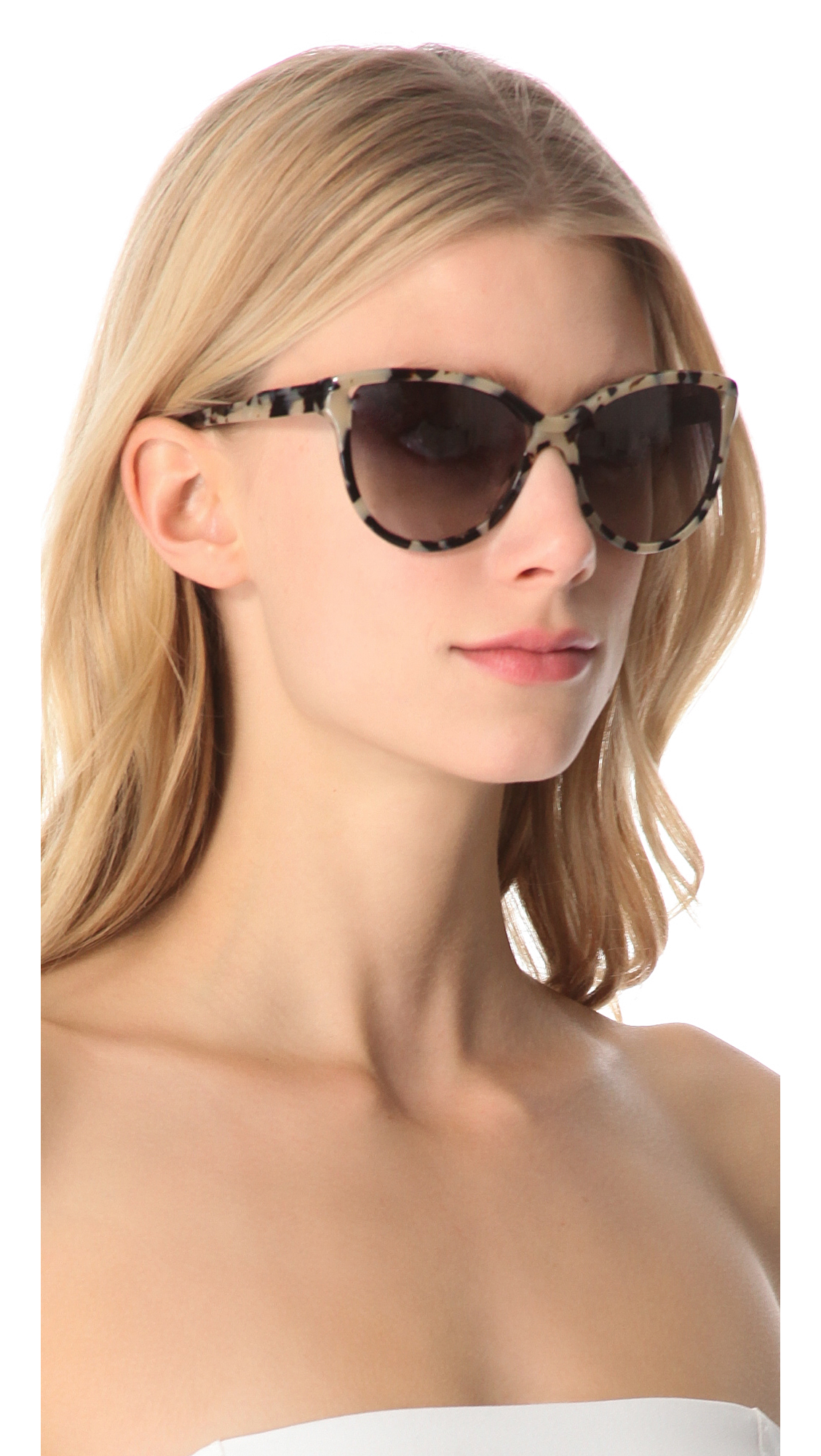 Stella McCartney Eyewear Cat-eye sunglasses GvNYH