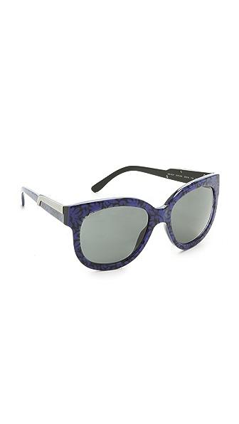 Stella McCartney Teardrop Sunglasses