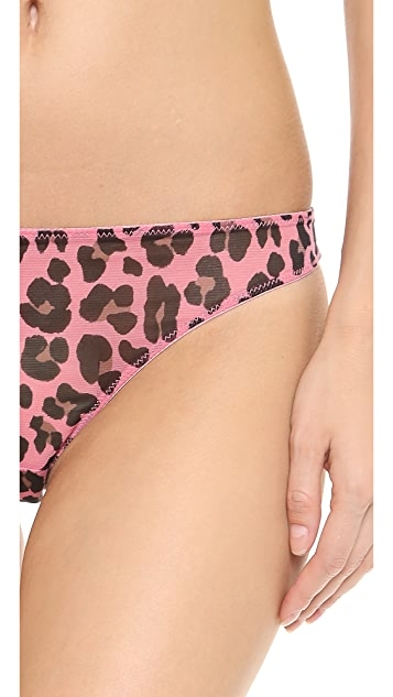 Stella McCartney Marguerite Riding Thong