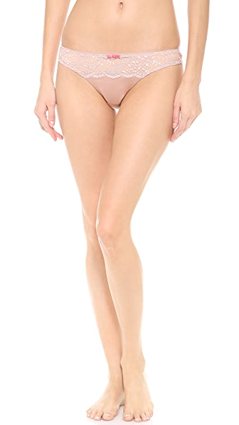 Stella McCartney Faye Flirting Thong