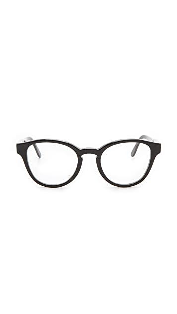 Stella McCartney Rounded Glasses