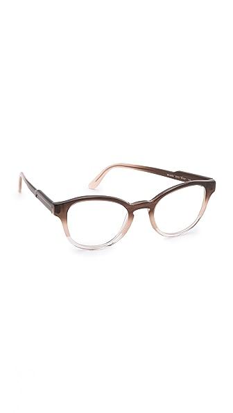 Stella McCartney Rounded Glasses