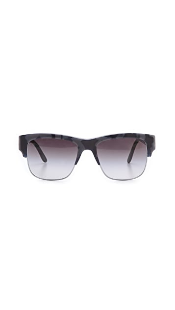 Stella McCartney Oversized Square Sunglasses
