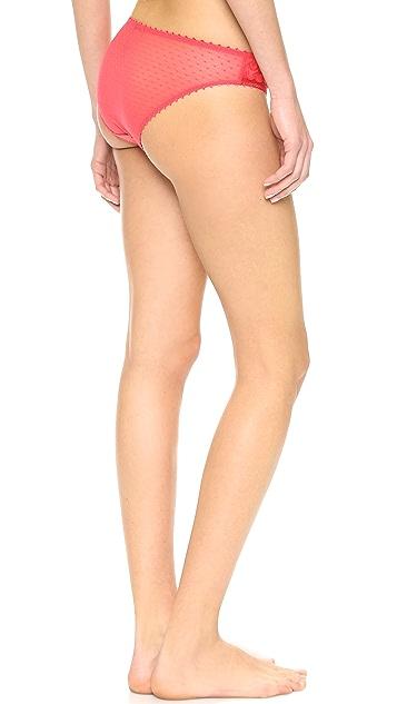 Stella McCartney Becky Smiling Bikini Briefs