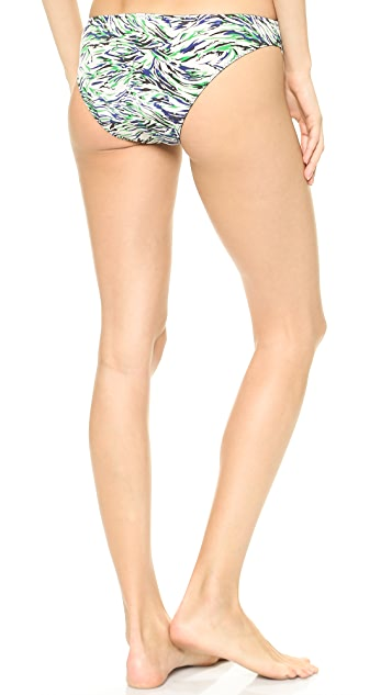 Stella McCartney Solange Leaning Bikini Briefs
