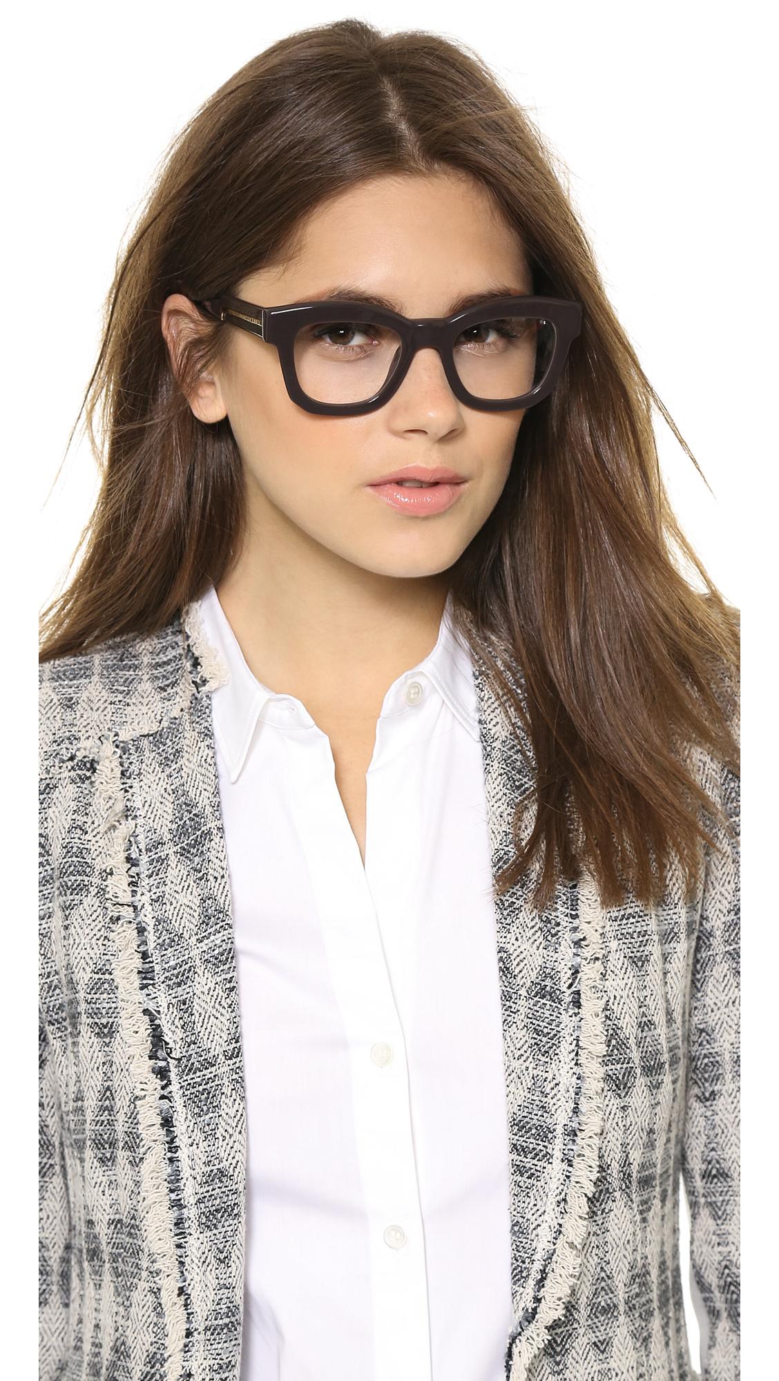 cd7e4ddd97 Stella McCartney Thick Frame Glasses