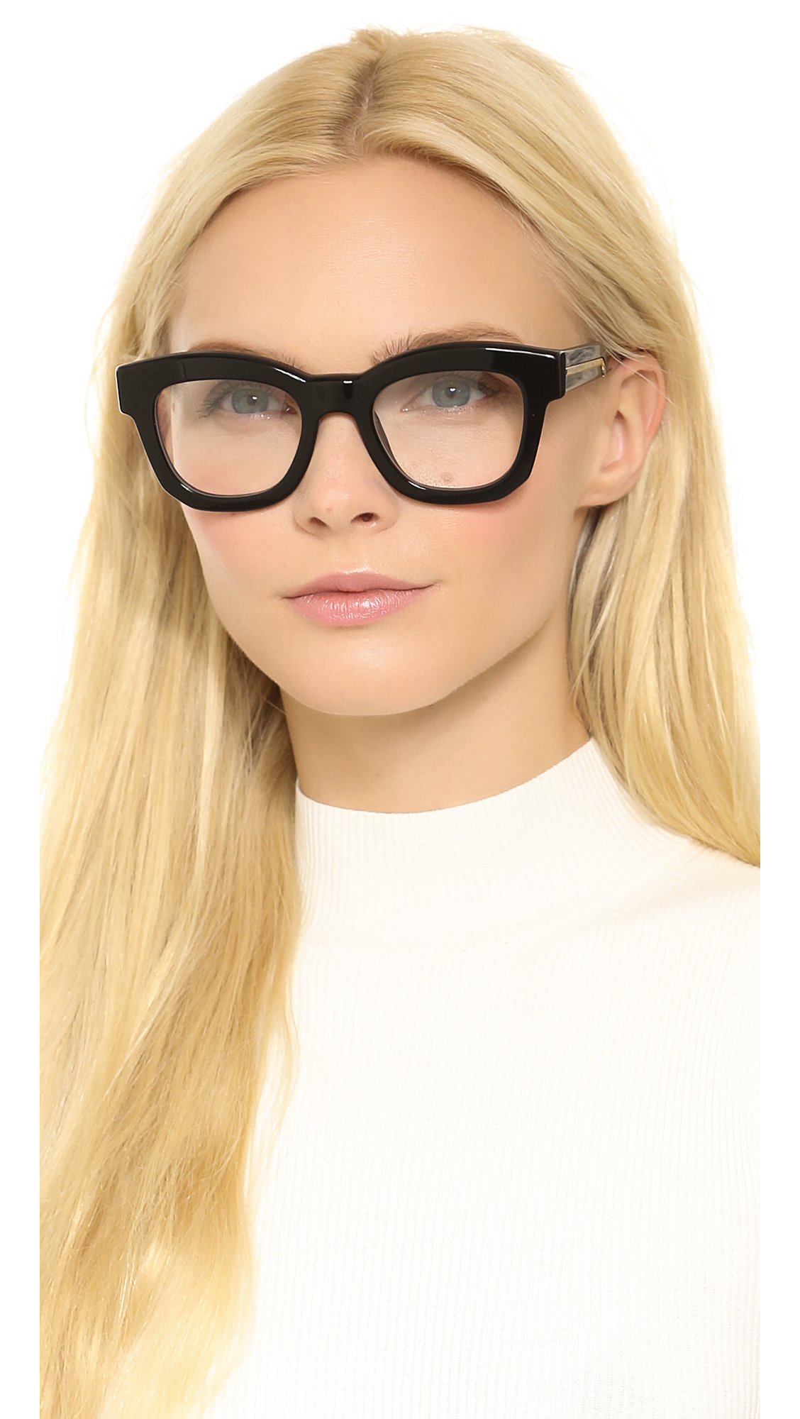aa2d7ec8c25 Stella McCartney Thick Frame Glasses