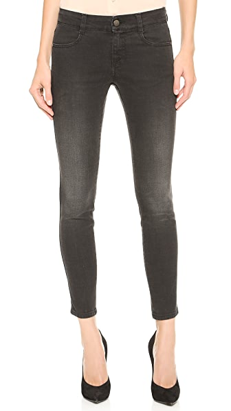 Stella McCartney The Skinny Ankle Grazer Jeans