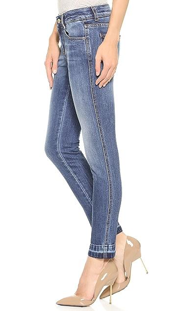 Stella McCartney The Skinny Ankle Grazer Jeans