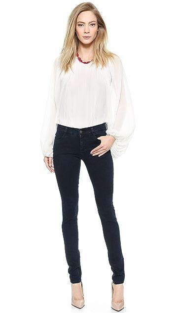 Stella McCartney The Skinny Long Jeans