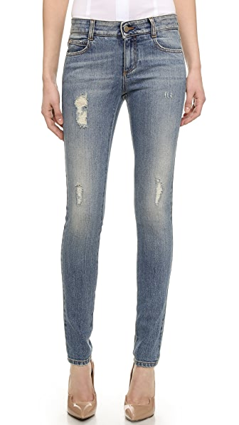 Stella McCartney The Skinny Long Jeans