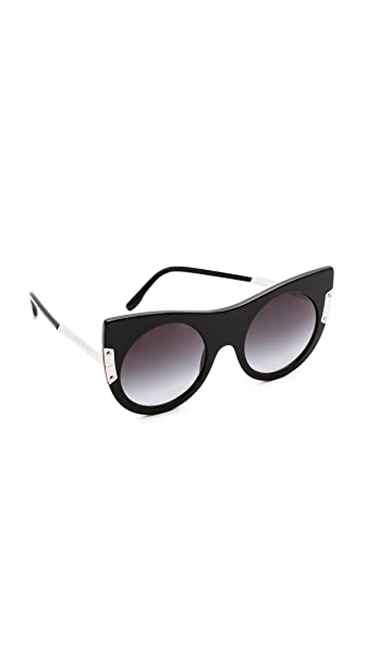 Stella McCartney Statement Cat Eye Sunglasses