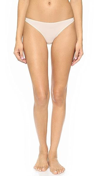Stella McCartney New Stella Smooth & Lace Thong