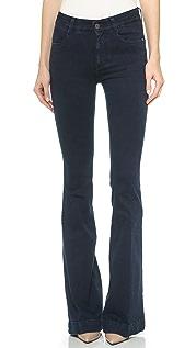 Stella McCartney Расклешенные джинсы Longer 70