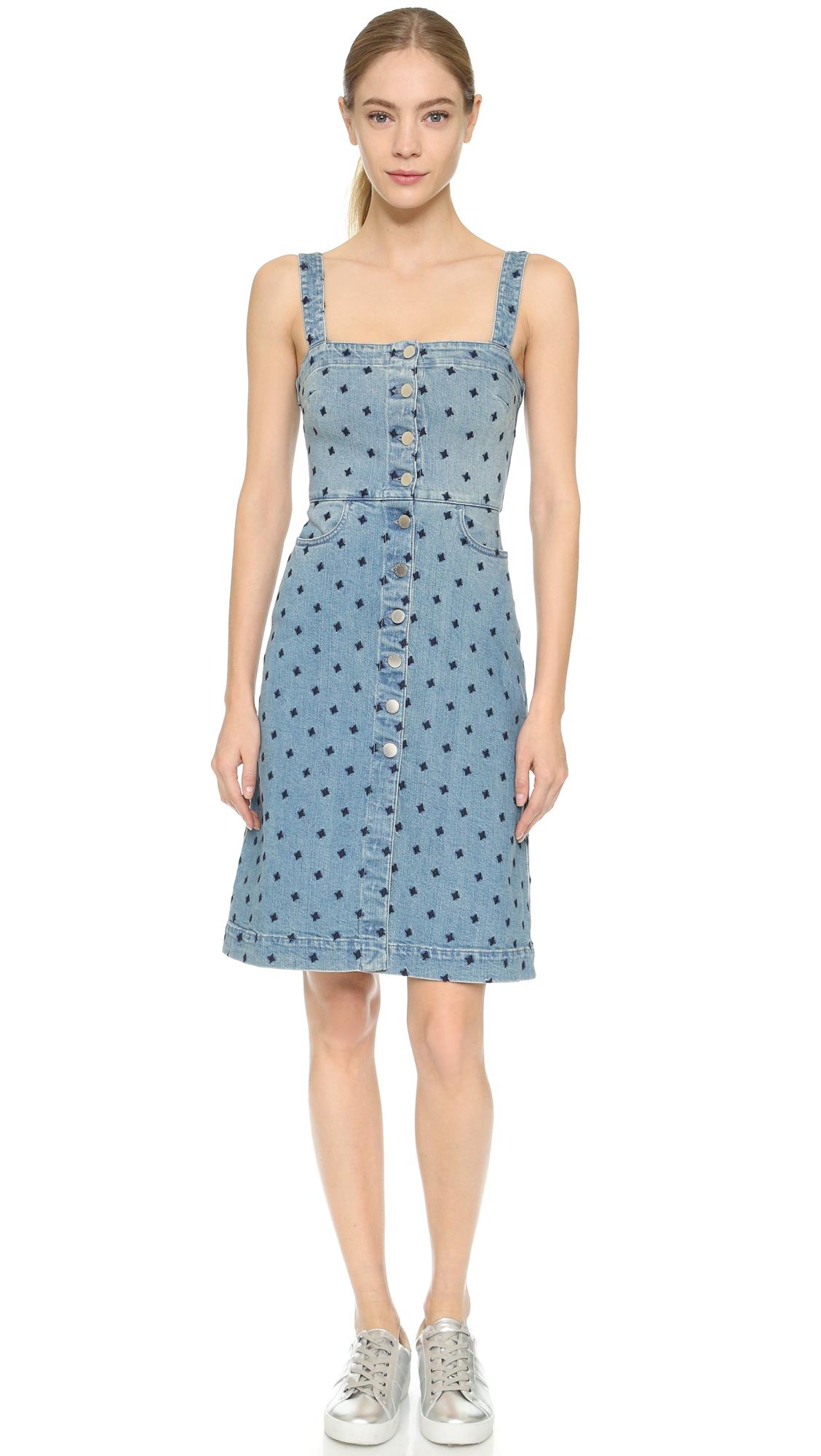 Stella McCartney Linda Denim Dress | SHOPBOP