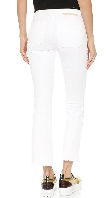 Stella McCartney Skinny Kick Flare Jeans