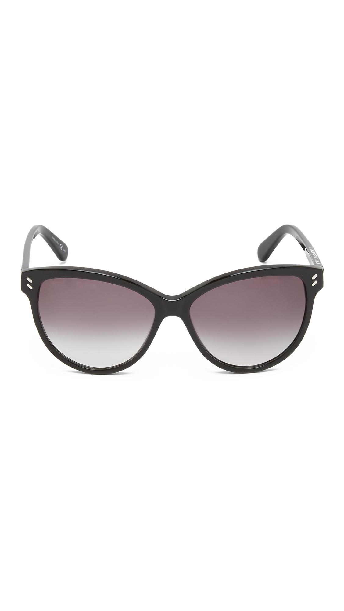 6e814566c304 Stella McCartney Classic Cat Eye Sunglasses