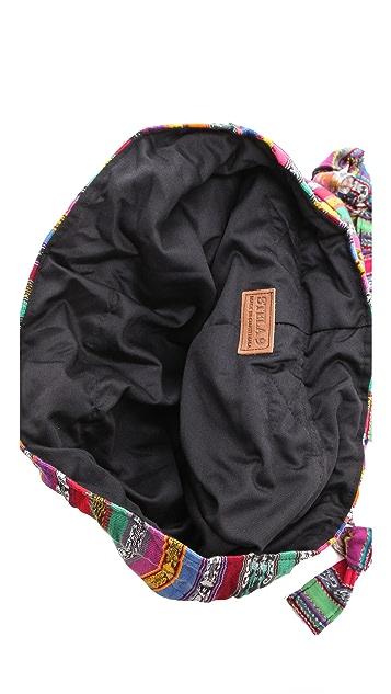 Stela 9 Santiago Patchwork Backpack