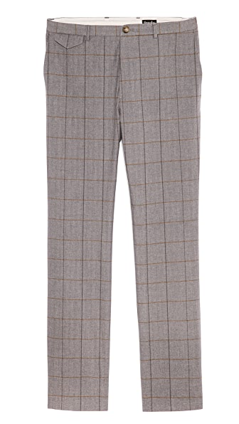 Steven Alan Slim Windowpane Trousers