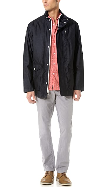 Steven Alan New Classic Raincoat